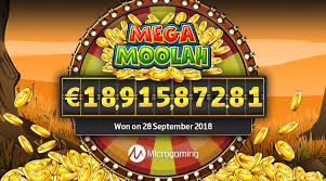 Mega Moolah makes the Zodiac Casino bonus amazing!